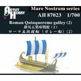 1/700 ローマ五段櫂船 2 (ガレー...