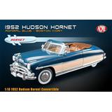 1/18 ACME 1952 Hudson Hornet Convertible Admiral Blue Boston Ivory