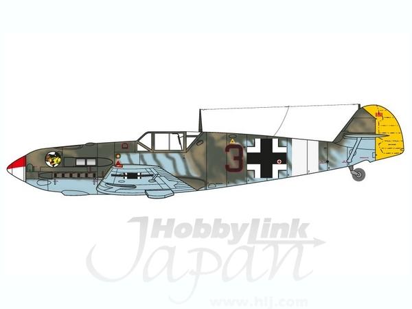 メッサーシュミット Bf109の画像 p1_20