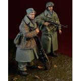 1/35 WWII 独 武装SS擲弾兵セット アルデンヌ 1944