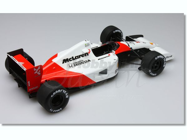 1 20 mclaren honda mp4 6 japan grand prix 1991 by fujimi hobbylink japan. Black Bedroom Furniture Sets. Home Design Ideas