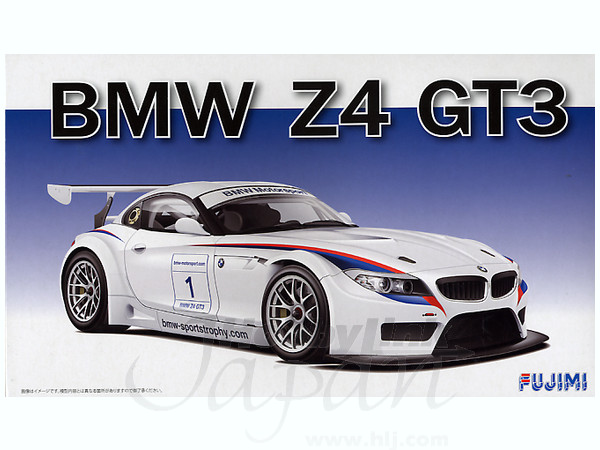 1 24 Bmw Z4 Gt3 2011 By Fujimi Hobbylink Japan