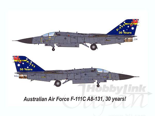 1/48 オーストラリア空軍 F-111C
