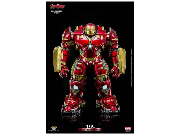 1/9 Iron Man Mark 44 Hulkbuster Die-Cast Figure DFS012 by ...