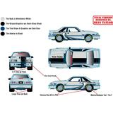 1/64 M2 Machines 1987 Ford Mustang GT Twin Turbo Wimbledon White