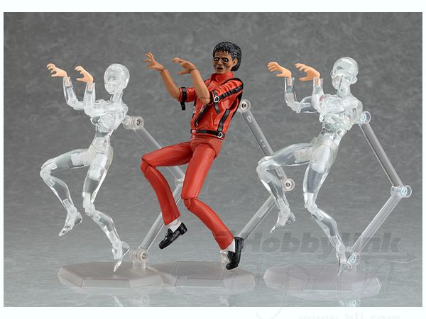 figma Michael Jackson Thriller Ver. by Max Factory ... Michael Jackson Thriller Video Dance