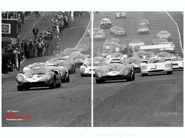 スポーツカースペクタクル #02: フェラーリ 330P4 P3/4 412P 1967 #2