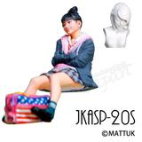 1/20 JKASP-20S Japanese Kawaii High School Girls