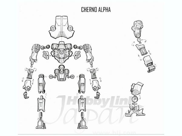 Pacific Rim/ 7inch Action Figure Series 3: Jaeger 2 Set