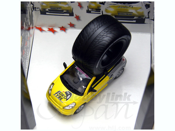 1 43 citroen c3 pluriel 2006 yellow tour de france promo car by norev hobbylink japan. Black Bedroom Furniture Sets. Home Design Ideas