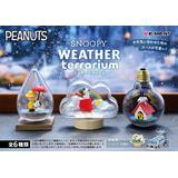ピーナッツ: SNOOPY WEATHER Terrarium 1Box 6pcs