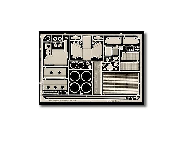 1 24 tamiya porsche 911 gt1 photoetched set by scale. Black Bedroom Furniture Sets. Home Design Ideas