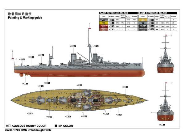 ドレッドノート (戦艦)の画像 p1_23