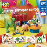 TOY STORY Happy Birthdeay to You 1Box 6pcs