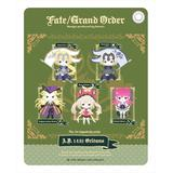 FGO Design produced by Sanrio パスケース オルレアン