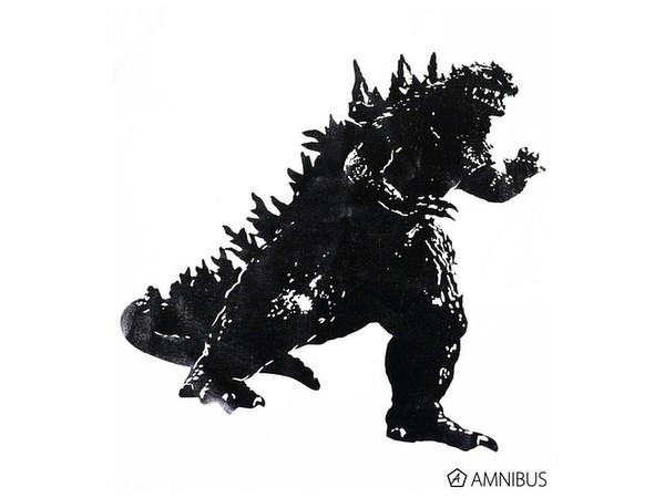 godzilla godzilla foil print t shirt mens size s - Godzilla Pictures To Print