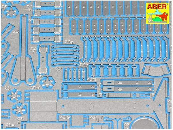 1/16 Tiger I Ausf E Middle Ver  Basic Set (for Hobby Boss)