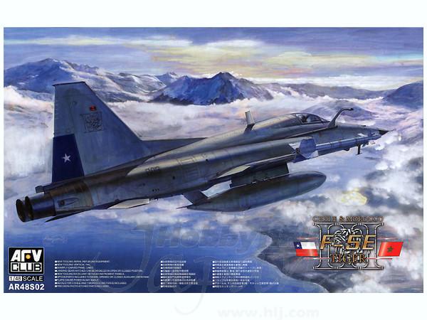 1/48 F-5E タイガーIII 戦闘機 by AFVクラブ | ホビーリンク・ジャパン!