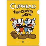 CUPHEAD: A4クリアファイル 1