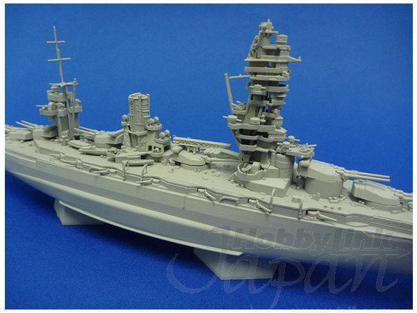 1/700 IJN Battleship Fuso 1938 (Full Hull)