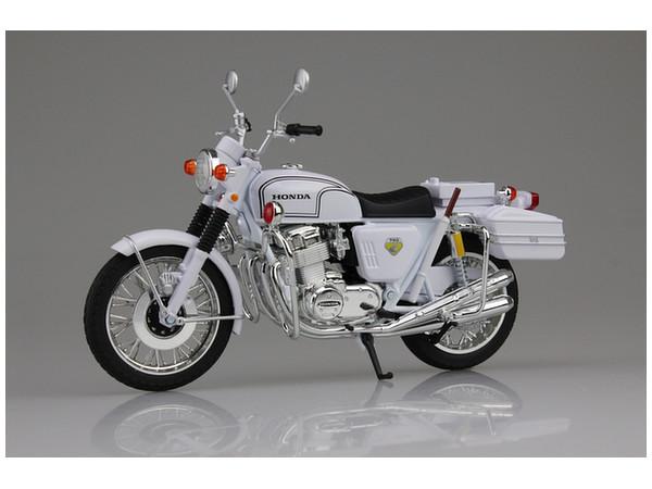 1 12 Honda CB750 Four K0 Police Bike