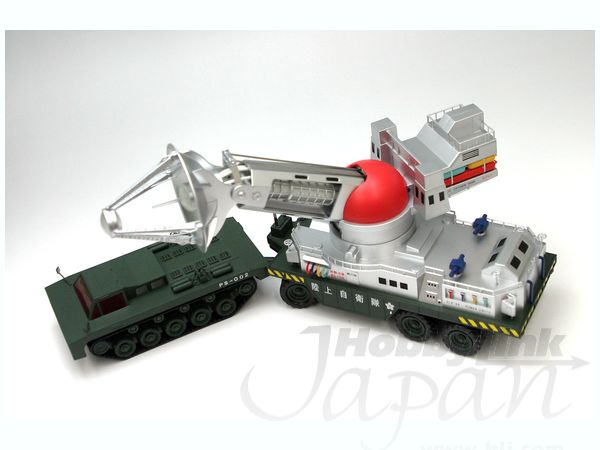 Bandai 1/48 US 155mm Howitzer Cannon 'Long Tom', 8293-400