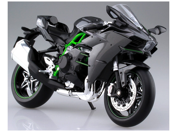 112 Kawasaki Ninja H2 By Aoshima Hobbylink Japan