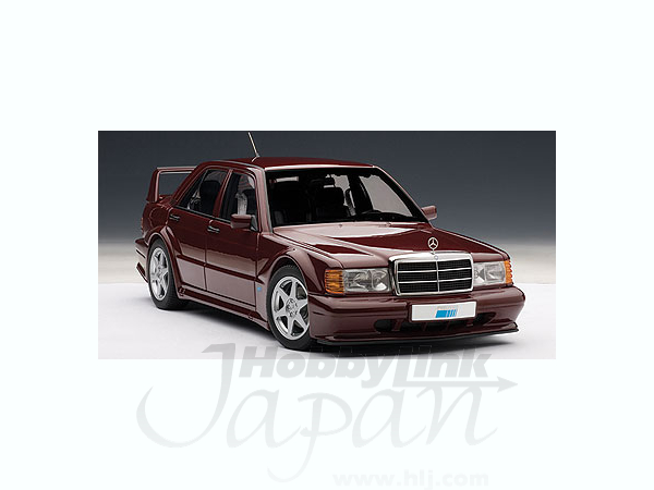 1/18 Mercedes-Benz 190E 2 5-16 Evo 2 (Red)