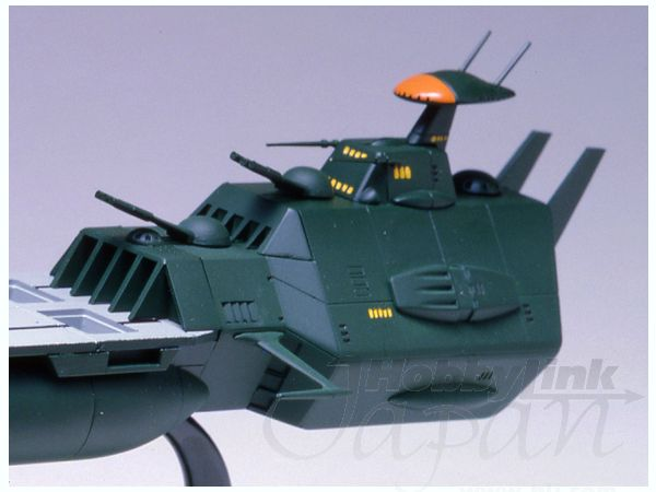 1/2400 ガルマン・ガミラス戦闘空母