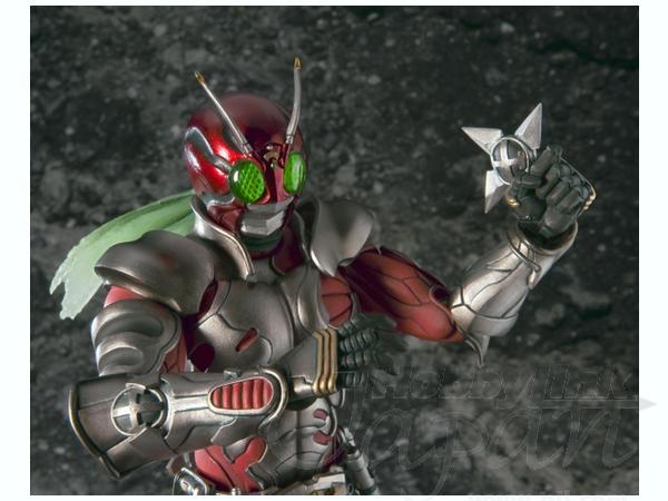 SIC Kamen Rider ZX by Bandai | HobbyLink Japan