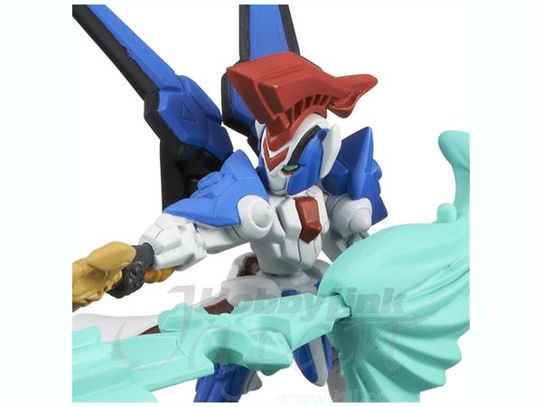 Battle Straction New Lbx Achilles D9 By Bandai Hobbylink Japan