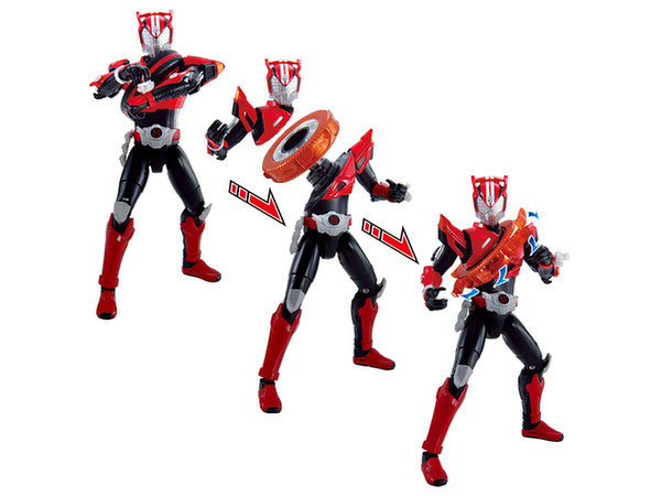 TK01 Kamen Rider Drive Type Speed