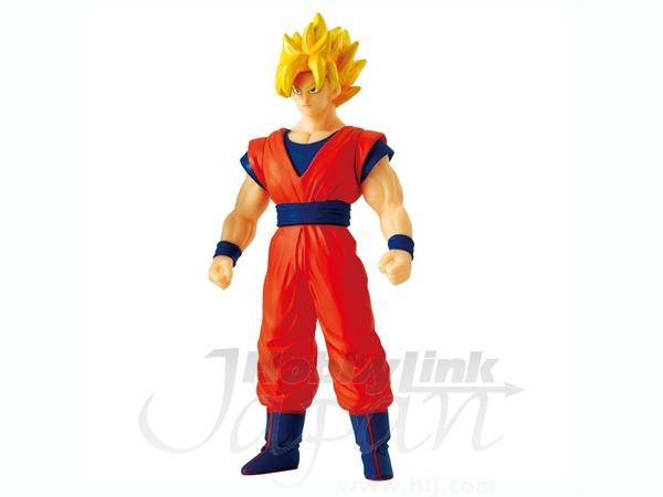 Super Soft Vinyl Saiyan Goku