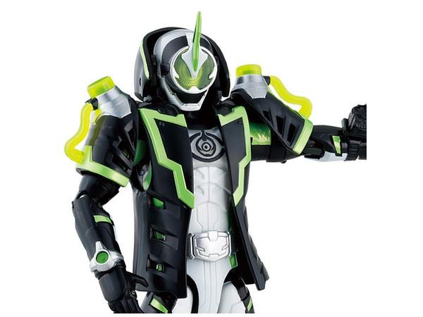 Kamen Rider Necrom: GC09 Kamen Rider Necrom By Bandai