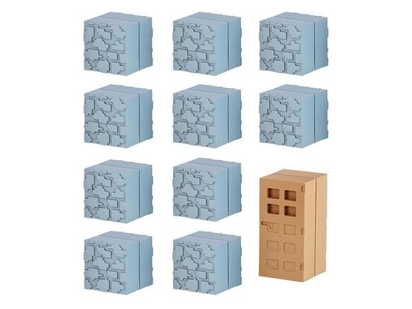 Minecraft Eraser Block Set Circle Stone \u0026 Door ...  sc 1 st  HobbyLink Japan & Minecraft Eraser Block Set Circle Stone \u0026 Door by Bandai ...