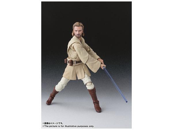 S h figuarts obi wan kenobi attack of the clones by bandai