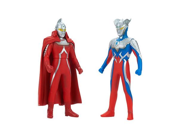 Ultra Seven & Ultraman Zero 50th Special Set by Bandai ...