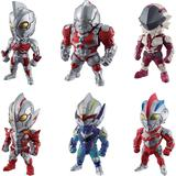 CONVERG HERO'S ULTRAMAN 02: 1Box 10pcs