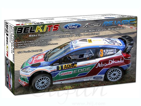 Ford Fiesta Rs Wrc Adac