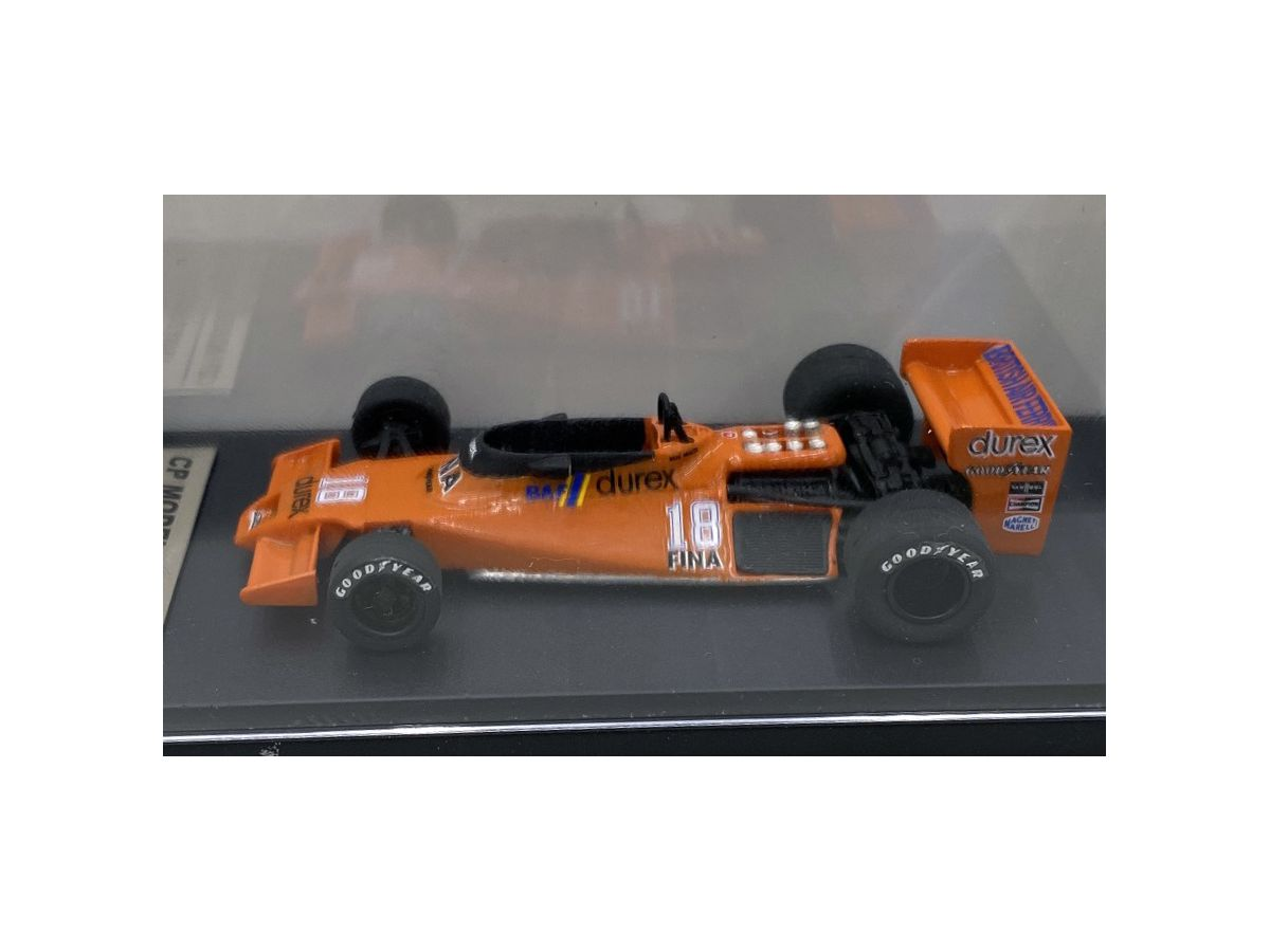 1/43 サーティース TS020 1978年 ルネ アルヌー by CP Modle | ホビー ...