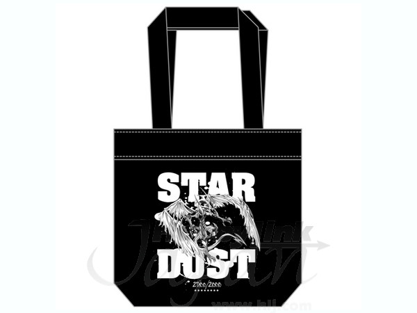 Star Dust Dragon Tote Bag Black by Cospa | HobbyLink Japan