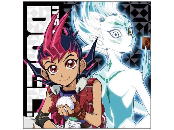 Yuma X Astral L: Yu-Gi-Oh! Zexal: Yuma & Astral Cushion Cover By Cospa