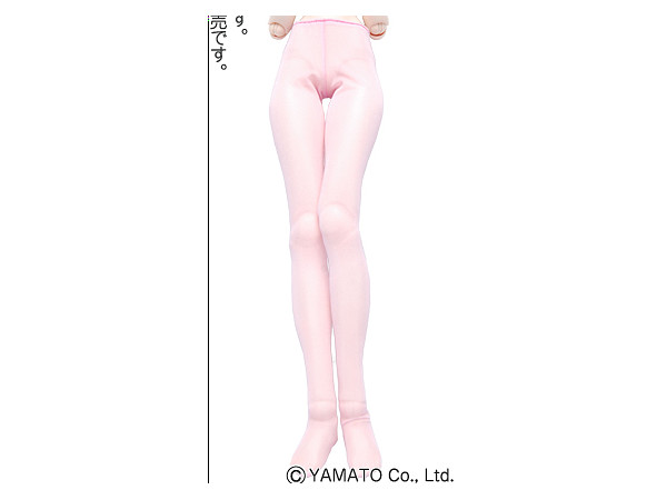 29383a007 50cm Sheer Tights (Pink) by Cuties