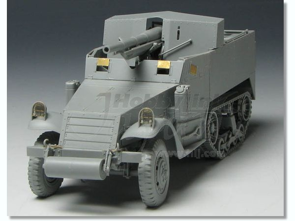 1/35 WWII アメリカ陸軍 M3 75mm 対戦車自走砲 (GMC)