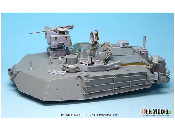 Dragon Models USA - 1/35 M1A2 SEP V2 (System Enhanced …