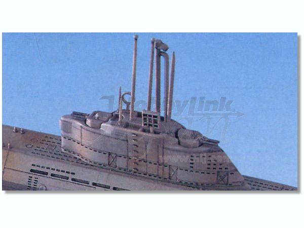 1/350 ドイツ XX型 Uボート by ...