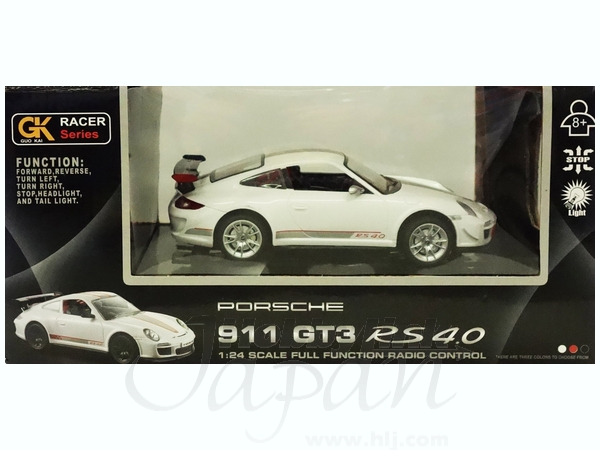 1/24 RC Porsche 911 GT3 RS4.0 (27MHz) by Doyusha | HobbyLink Japan
