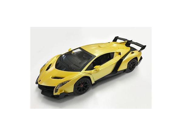 1/24 RC Lamborghini Veneno Gold (27MHz)