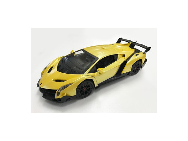 1 24 Rc Lamborghini Veneno Gold 27mhz By Doyusha Hobbylink Japan
