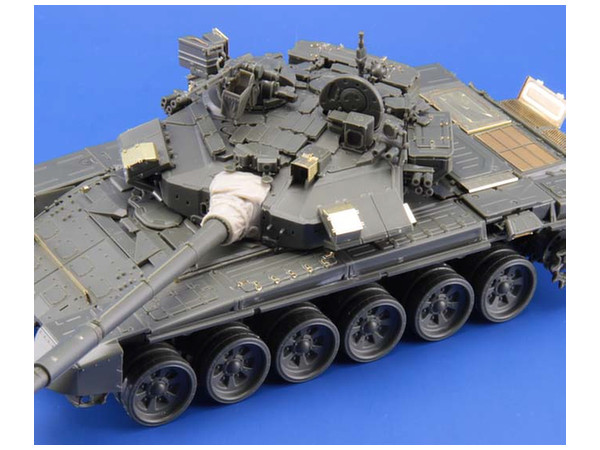 0b257bad2ff7 1 35 T-90A Parts Set (for Meng) by Eduard
